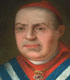 Cardenal Judas José Romo y Gamboa<br>(<b>+1855</b>)