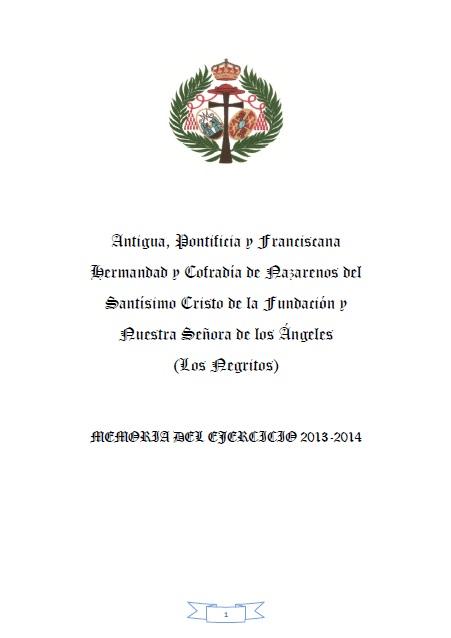Memoria 2013_2014
